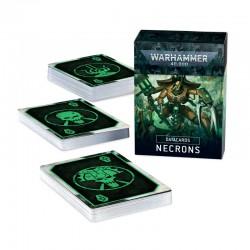 Datacards: Necrons (2020)