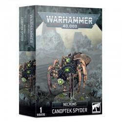 Canoptek Spyder - Necrons