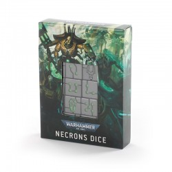 Necron Dice - Tärningsset