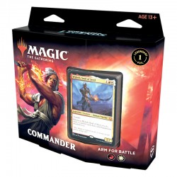 Commander Deck: Arm for...