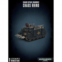 Rhino - Chaos Space Marines