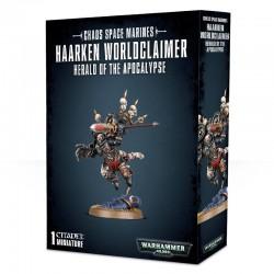 Haarken Worldclaimer,...