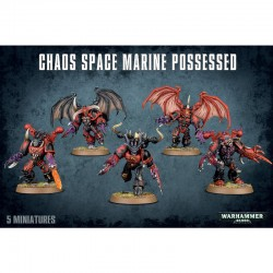 Possessed - Chaos Space...