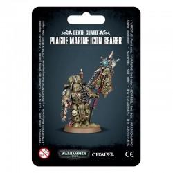 Plague Marine Icon Bearer -...