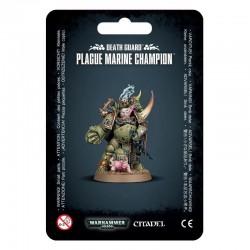 Plague Marine Champion -...