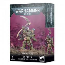 Typhus, Herald of the...