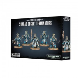 Scarab Occult Terminators -...