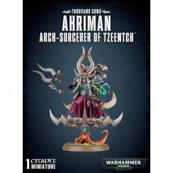 Ahriman, Arch-sorcerer of...