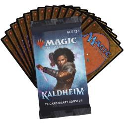 Draft Booster - Kaldheim (KHM)