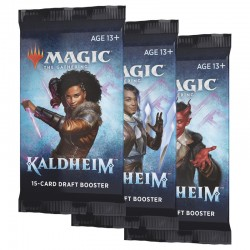 3st Draft Boosters -...
