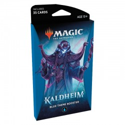 BLUE Theme Booster -...