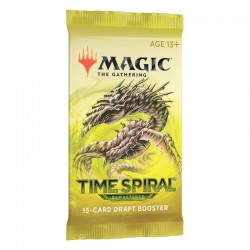 Draft Booster - Time Spiral...