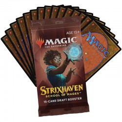 Draft Booster - Strixhaven...