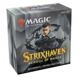 SILVERQUILL Prerelease Pack...