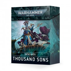 Datacards: Thousand Sons -...