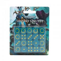 Thousand Sons Dice Set -...