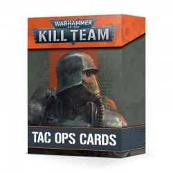 Tac Ops Cards - Kill Team