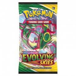 Evolving Skies Booster Pack...
