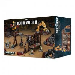 Mekboy Workshop - Orks