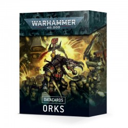 Datacards: Orks (2021)