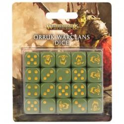 Orruk Warclans Dice -...
