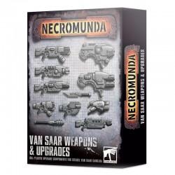 Van Saar Weapons and Upgrades