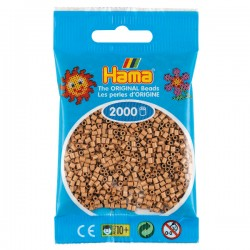 Hama Mini nr 75 - Ljusbrun