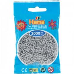 Hama Mini nr 70 - Ljusgrå