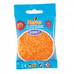 Hama Mini nr 38 - Orange Neon