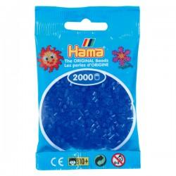 Hama Mini nr 36 - Blå Neon