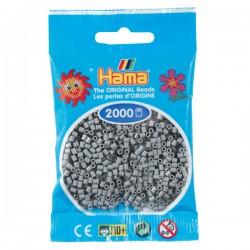 Hama Mini nr 17 - Grå