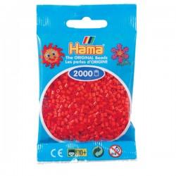 Hama Mini nr 5 - Röd