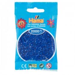 Hama Mini nr 8 - Mörkblå