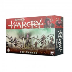 Warcry Warband: The Unmade