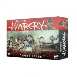 Warcry Warband: Cypher Lords