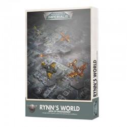 Rynn's World Area of...