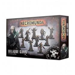 Necromunda Gang: Delaque