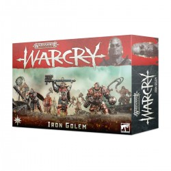 Warcry Warband: Iron Golems