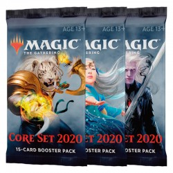 3st Booster Packs - Core...