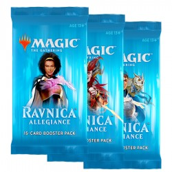 3st Booster Packs - Ravnica...