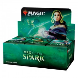 Booster Box - War of the...