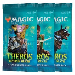 3st Booster Packs - Theros...