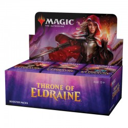 Draft Booster Box - Throne...