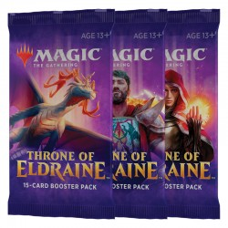 3st Booster Packs - Throne...