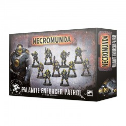 Palanite Enforcer Patrol