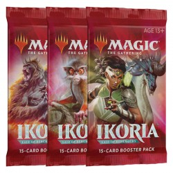 3st Booster Packs - Ikoria:...
