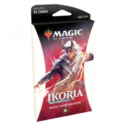 WHITE Theme Booster Pack -...