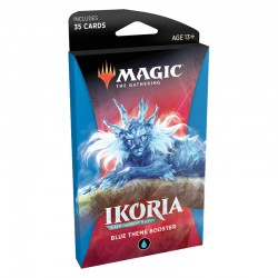 BLUE Theme Booster Pack -...