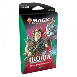 GREEN Theme Booster Pack -...