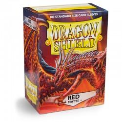 Red / Röd - 100 - Dragon...